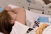 Ngọc Lan nhập viện lúc nửa đêm