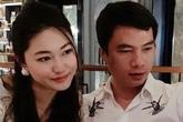 Á hậu Thanh Tú sống kín tiếng sau khi kết hôn