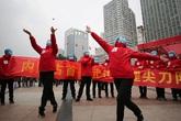 Nhiều người Vũ Hán quay lại làm việc