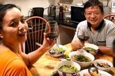33 năm bên nhau của vợ chồng Chiều Xuân