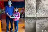 Cô bé lớp 6 dẫn lời Thủ tướng và ủng hộ 1 triệu đồng phòng chống dịch Covid-19