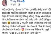 """Thủy Tiên kể chuyện Bánh Gạo được """"di truyền"""" sở thích đặc biệt của mẹ, tiết lộ lý do không bao giờ công khai mặt con gái"""