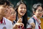 Học sinh 'thở phào' nhờ thay đổi điểm bài thi tổ hợp