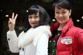 Chị gái ruột từng lọt Top 10 Hoa hậu Việt Nam của danh hài Vân Dung giờ ra sao?