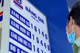 Giá xăng tăng lần đầu tiên sau 5 tháng