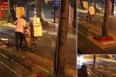 Chiếc bánh bao nóng của người bán hàng rong trong đêm mưa ở Hà Nội và câu chuyện phía sau khiến nhiều người xúc động mạnh
