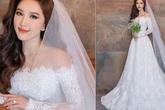 Bảo Thy hé lộ bộ ảnh cưới tuyệt đẹp sau 7 tháng lấy chồng đại gia