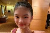 """Con gái Trương Ngọc Ánh và Trần Bảo Sơn """"trổ mã"""" thành công khi bước sang tuổi 12, sở hữu chiều cao cùng nét đẹp vượt trội"""