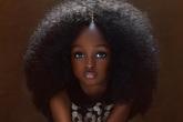 """2 năm sau khi nổi tiếng bất đắc dĩ nhờ vài bức ảnh, bé gái được mệnh danh là """"ngọc trai đen"""" đã có cuộc sống khác xưa rất nhiều"""