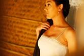 Choáng với ảnh hậu trường của Lâm Chi Khanh