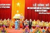 Trung tâm y tế dự phòng tỉnh Quảng Ninh đạt chuẩn quốc gia YTDP tuyến tỉnh và đơn vị y tế hạng I