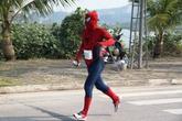 Những hình ảnh ấn tượng tại giải chạy Marathon Quốc tế Ha Long Bay