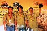Các đội Việt Nam độc chiếm vị trí Top 15