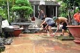 Mưa lớn gây sạt lở, ngập lụt tại TP Hạ Long