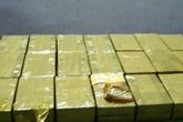 """Quảng Ninh: Bắt 40 bánh heroin, phát hiện ra đường dây mua bán ma tuý """"khủng"""""""