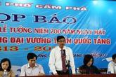 Quảng Ninh: Nhiều hoạt động tưởng niệm 700 năm ngày mất Hưng Nhượng Đại Vương Trần Quốc Tảng