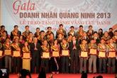 Quảng Ninh: 100 doanh nhân tiêu biểu được vinh danh