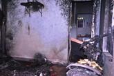 Tưới xăng đốt nhà, 2 vợ chồng chết thảm