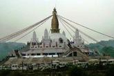 Linh thiêng Đại Bảo tháp Tây thiên