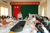 Phó Tổng cục trưởng Nguyễn Văn Tân làm việc tại Bình Dương