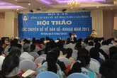 Khai mạc Hội thảo các chuyên đề về DS-KHHGĐ năm 2013 tại phía Nam