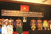 TPHCM: Dòng người đến viếng Đại tướng dài như vô tận