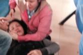 TPHCM: Công nhân tử vòng vì bị khối sắt đè