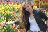 Đinh Hương, Hương Tràm nhí nhảnh ở Hàn Quốc