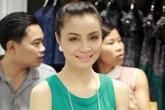 Vẻ xinh đẹp, quý phái của chị gái Mai Thu Huyền