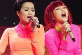 Chị em Thiều Bảo Trang quyến rũ trong tà áo dài