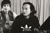 Thú vị bức ảnh đen trắng của Thanh Lam- Quốc Trung
