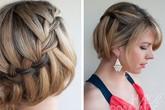 10 kiểu biến hóa quyến rũ cho tóc ngắn