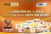 Xem truyền hình cáp Việt Nam trên Truyền hình An Viên