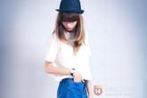 5 biến tấu phong cách cực sành điệu với áo crop-top trắng
