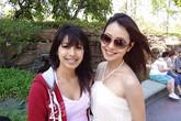 Lộ ảnh hiếm về em gái Jennifer Phạm