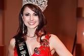 Nhan sắc kiêu sa của tân Hoa hậu Canada 2013