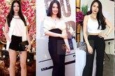 """6 xu hướng thời trang đang làm """"điên đảo"""" showbiz Việt"""
