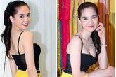 Sao Việt quyến rũ với sắc 'vàng-đen'