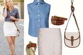 5 cách phối đồ hoàn hảo cùng váy ren