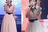 Mỹ nhân Việt đẹp lộng lẫy với sắc hồng