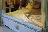 """Lung linh giường ngủ giá nửa tỉ của trùm ma túy """"Tàng Keangnam"""""""