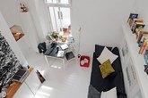 Đẹp như căn hộ 17m² của chàng độc thân mê sách