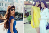 Hà Anh và gu thời trang đường phố gợi cảm