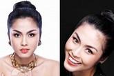 Các kiểu tóc duyên dáng nhất của Tăng Thanh Hà