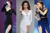 Người đẹp Việt quyến rũ chết người nhờ váy xẻ đùi