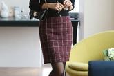 3 kiểu chân váy công sở đẹp nhất mùa thu 2013