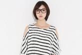 Trẻ trung, cá tính với áo thun nữ dáng suông 2013