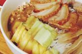 Thưởng thức bún mắm, bánh tráng Đà Nẵng giữa lòng Hà Nội