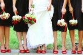 3 lời khuyên khi chọn giày cô dâu, phù dâu