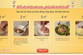 Học nấu ăn thời đại số